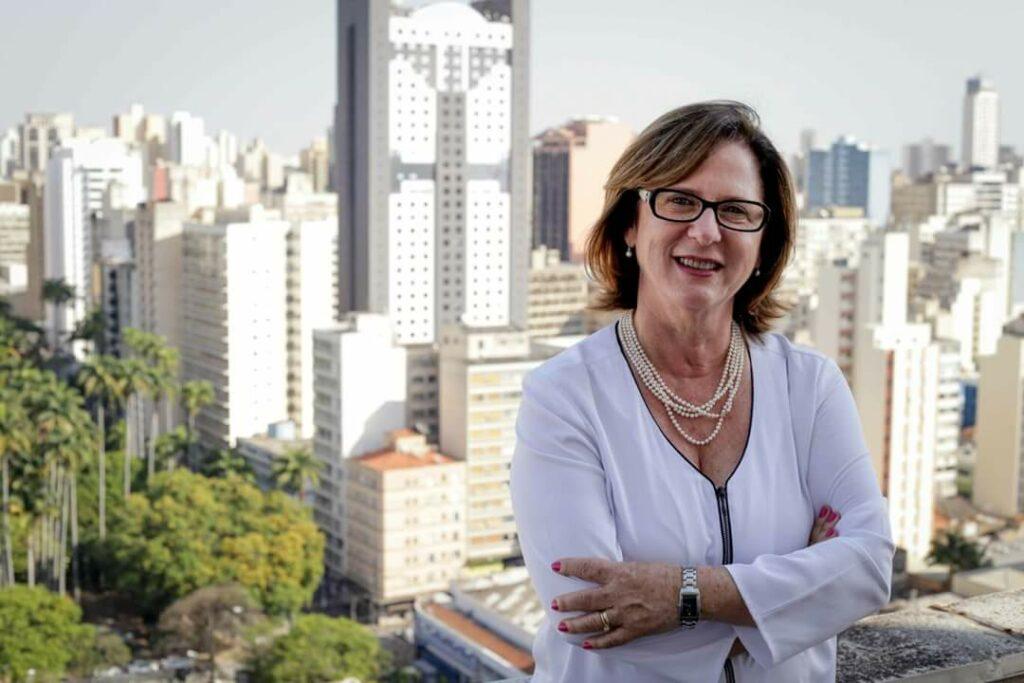 Jane Valente, Coordenadora do Plano Municipal pela Primeira Infância